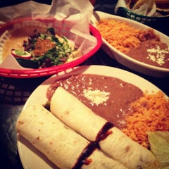 Photo taken at Taqueria Downtown by Danica D. on 8/28/2012
