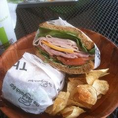 Photo taken at The Sandwich Bar by Alex C. on 6/2/2012