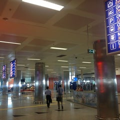 Photo taken at İzmir Adnan Menderes Airport (ADB) by Gökalp E. on 7/31/2012