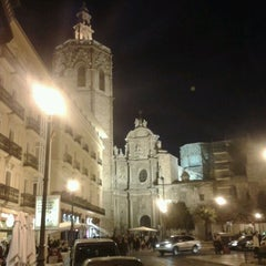 Photo taken at Torre del Micalet by DEM G. on 2/25/2012