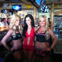 Photo taken at Twin Peaks Restaurant by Nic on 2/14/2012