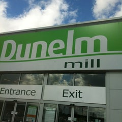 Photo taken at Dunelm Mill by david u. on 7/29/2012