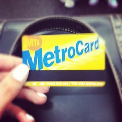 Photo taken at MTA J Train Shuttle by Michelle B. on 8/17/2012