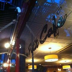 Photo taken at Mon Petit Café by Qian S. on 8/1/2012