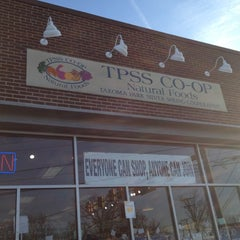 Photo taken at Takoma Park-Silver Spring Food Co-Op (TPSS) by Suny A. on 2/27/2012
