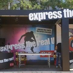 Photo taken at Skate Park by Dimitra L. on 6/23/2012