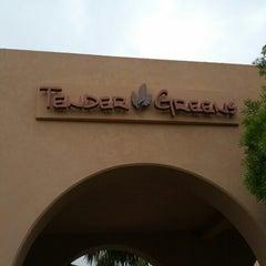 Photo taken at Tender Greens by Tim T. on 7/13/2012