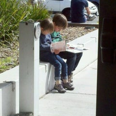 Photo taken at Marina Branch Library by Joe M. on 3/11/2012