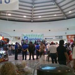 Photo taken at Plaza Sendero by Enrique M. on 4/28/2012