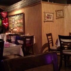 Photo taken at Gojo Ethiopian Restaurant by David O. on 2/20/2012