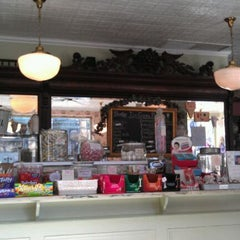 Photo taken at Old World Cafe & Ice Cream by Cassie B. on 2/20/2012