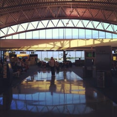 Photo taken at Tampa International Airport (TPA) by Chen H. on 5/6/2012