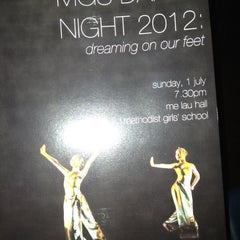 Photo taken at Methodist Girls School by Raymond G. on 7/1/2012