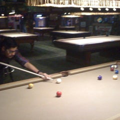 Photo taken at Sportstown Billiards by Rin v. on 7/5/2012