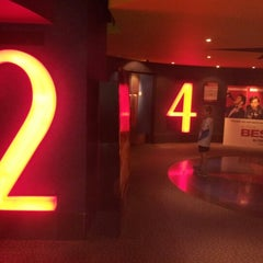 Photo taken at Vue Cinema by David W. on 8/21/2012