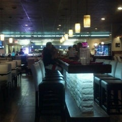 Photo taken at House of Japan-seafood Sushi and steak hibachi by Maril V. on 6/22/2012