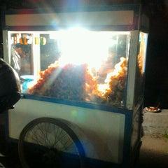 Photo taken at keripik bolodewe terminal mempawah by arif b. on 6/25/2012