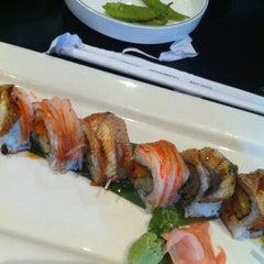 Photo taken at Ari Sushi by Tammy Y. on 6/23/2012