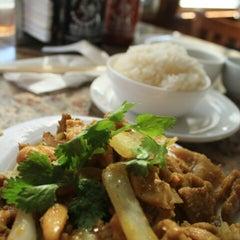 Photo taken at Pho Hung Vietnamese Restaurant by Christoph B. on 9/6/2012