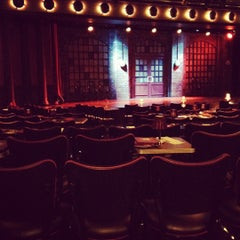 Photo taken at UP Comedy Club by Linny F. on 3/31/2012