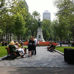 Photo taken at Square Dorchester by Eric T. on 7/21/2011