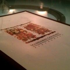 Photo taken at Mandarin Gourmet by Ye Z. on 7/15/2012