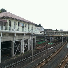 Photo taken at 鶯谷駅 (Uguisudani Sta.) by mizuman on 6/23/2012