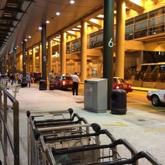 Photo taken at Taxi Stand @HKIA by BJ Y. S. on 8/25/2012