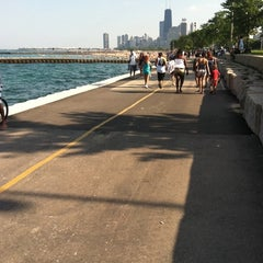 Photo taken at Chicago Lakefront by Mrgotta S. on 7/31/2011