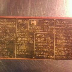 Photo taken at MF Gourmet by Gerardo R. on 4/20/2012