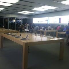 Photo taken at Apple Store, The Falls by Jennifer B. on 7/16/2011