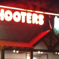 Photo taken at Hooters by Shelondra M. on 1/1/2012