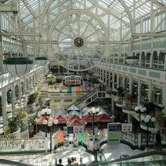 Photo taken at St Stephen's Green Shopping Centre by Kostas K. on 8/30/2012