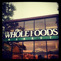 Photo taken at Whole Foods Market by Trevor G. on 7/6/2012