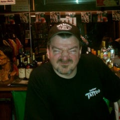 Photo taken at The Mojo Lounge by Michael B. on 9/28/2011
