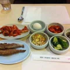 Photo taken at My Tofu House by Gurlygurl P. on 2/26/2011