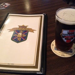 Photo taken at Coat of Arms Pub and Restaurant by Jason B. on 7/12/2012