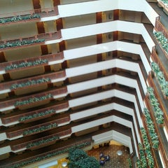 Photo taken at Renaissance Dallas Richardson Hotel by Amber M. on 7/7/2012