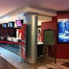 Photo taken at GNC Cinemas by Cid T. on 7/11/2012