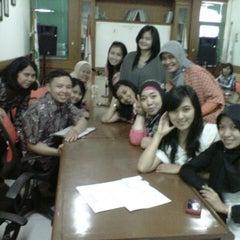 Photo taken at Ruang Rapat Jamsostek Bdg 2 by Dwie P. on 8/31/2012
