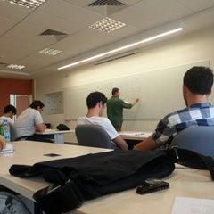 Photo taken at Bilkent Üniversitesi EE Binası by Bican G. on 6/26/2012
