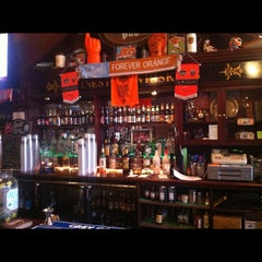 Photo taken at Molly's Pub by sozavac on 7/21/2012