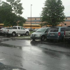 Photo taken at Crestdale Middle School by Kim G. on 5/15/2012