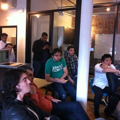 Photo taken at WeWork Labs NY by Jason K. on 4/22/2011