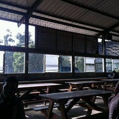 Photo taken at Pujasera Politeknik Negeri Bandung (Polban) by Mirza N. on 4/24/2012