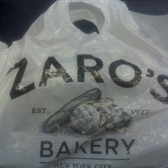 Photo taken at Zaro's Bakery by Corey T. on 3/14/2012