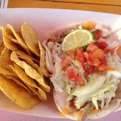Photo taken at Key West Tacos by Sam on 7/12/2012