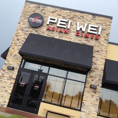 Photo taken at Pei Wei by Calvin F. on 8/25/2012