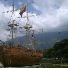 Photo taken at Parque Generalísimo Francisco de Miranda by Alexis R. on 10/16/2011