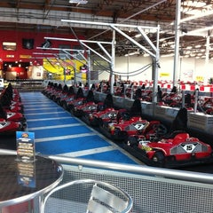 Photo taken at K1 Speed Carlsbad by Jamie B. on 10/7/2011